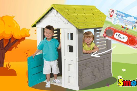 casa de juguete smoby