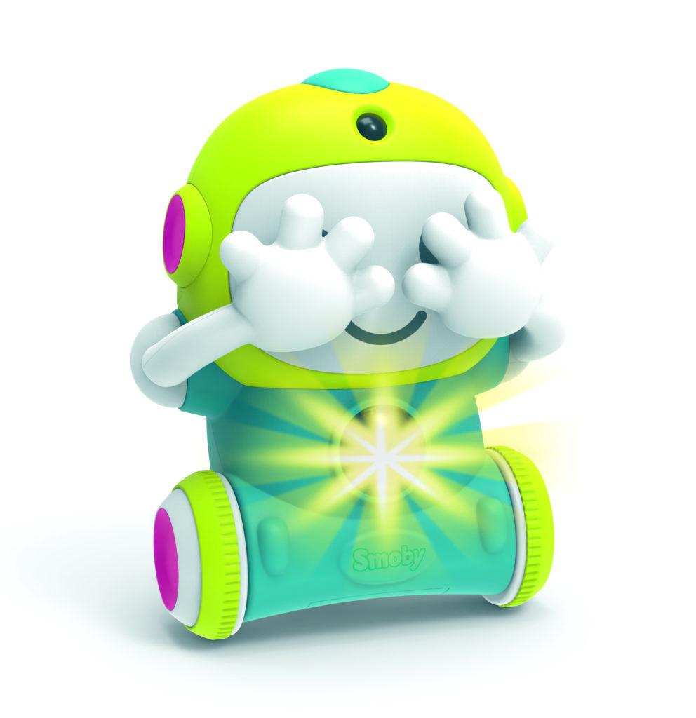 Robot 1, 2 , 3 Smoby Smart