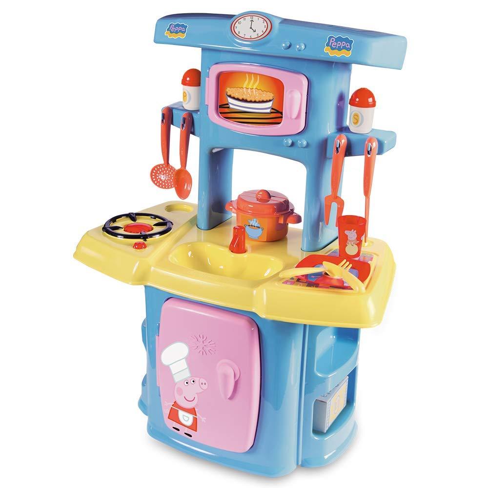 Cocina Peppa Pig Triciclo ideas de regalo Smoby