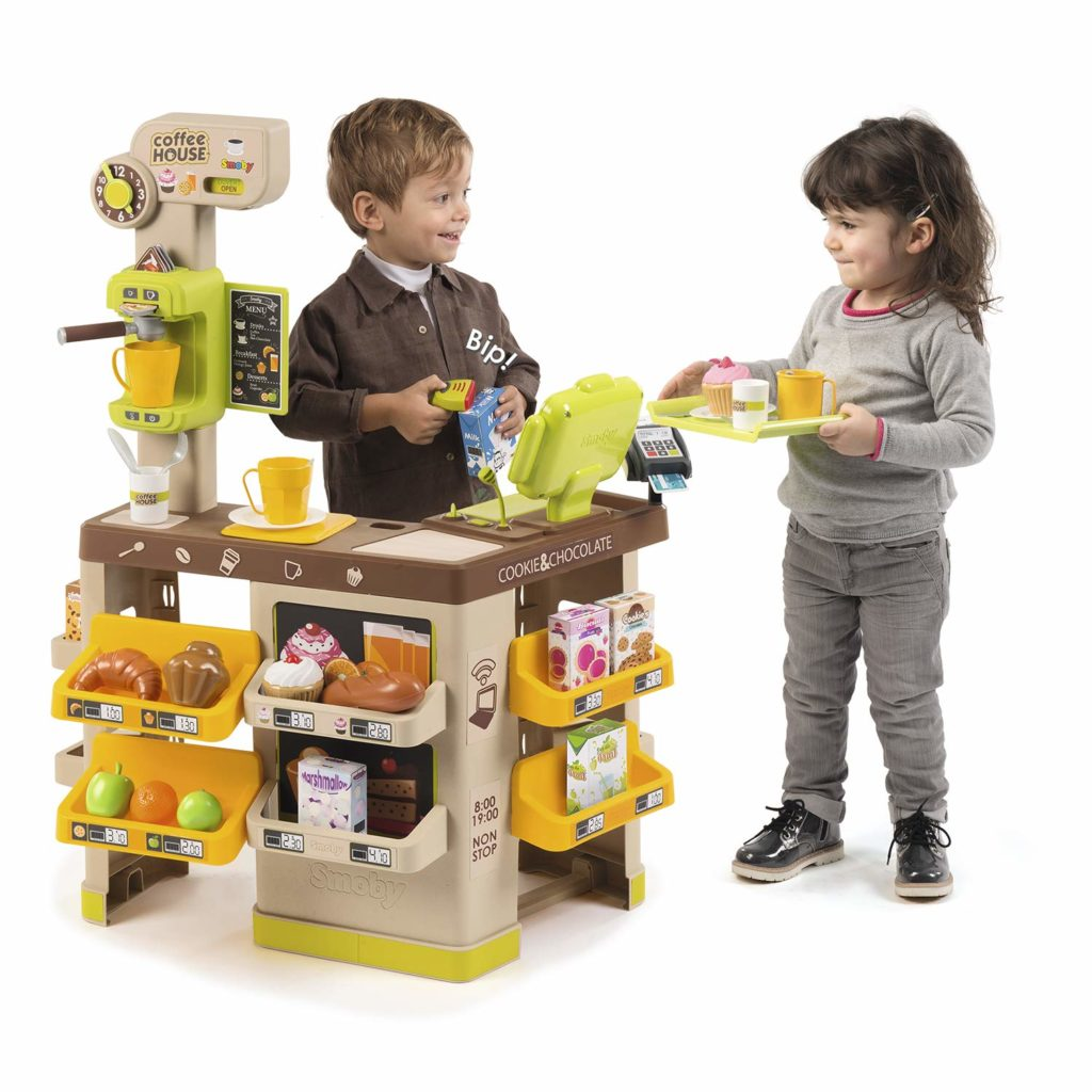 Supermercados de juguete Smoby