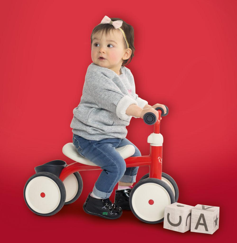 Correpasillos Rookie Triciclo ideas de regalo Smoby