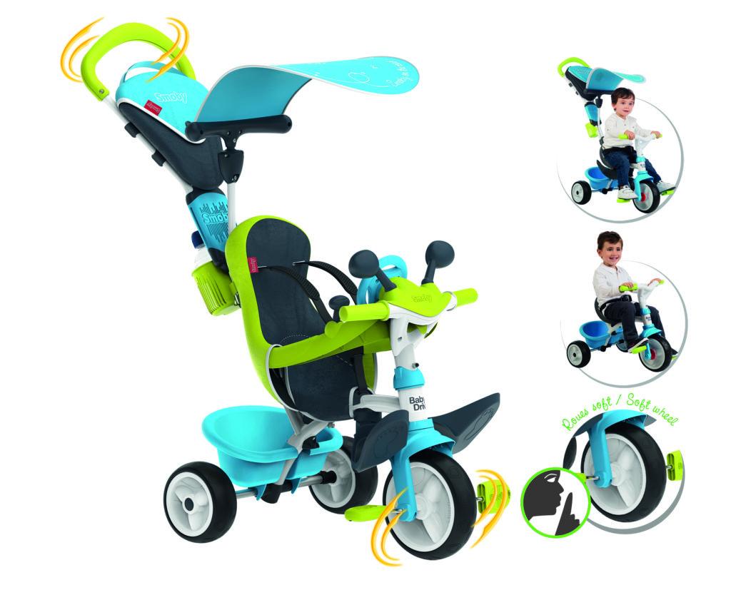 Triciclo ideas de regalo Smoby