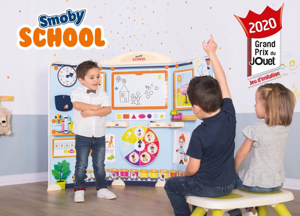 FleXtreme y Escuela Smoby