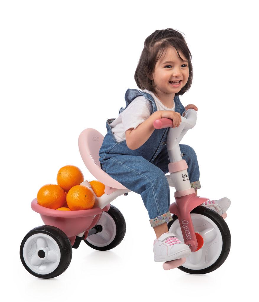 Nuevos triciclos Smoby